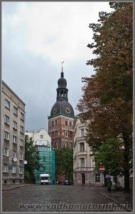Домский собор. Рига Латвия
