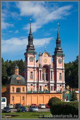 Северная Польша - костел Свента Липка, Решель