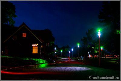 Ночь в Ниде