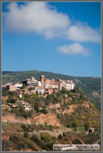 Городки Испании