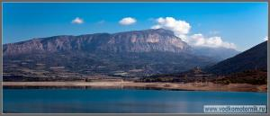Озера Испании