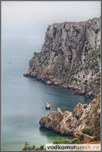Средиземное море в Аль Хосейма