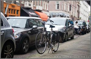 Амстердам - велосипед GAZELLE