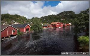 Эллинги в Норвегии