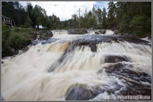 Водопад Норвегия