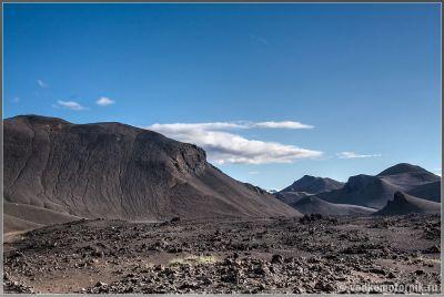 Исландия. Лунные пейзажи