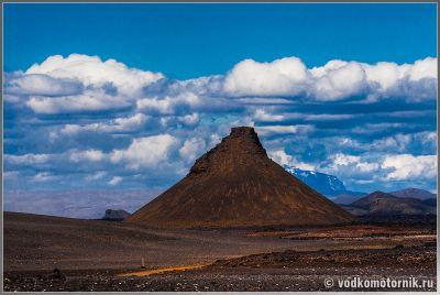 Исландия - около Аскья