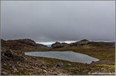 Дорога F608. Исландия - Iceland.