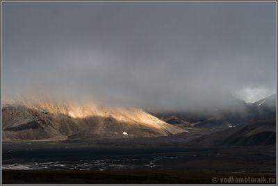 Затянуло все облаками... Исландия - Iceland.