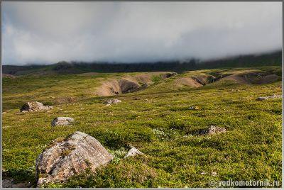 Исландия - дырки в земле
