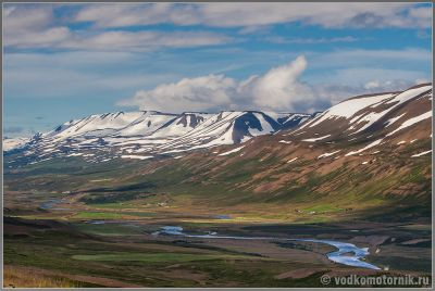 Исландия. Долина реки ххх