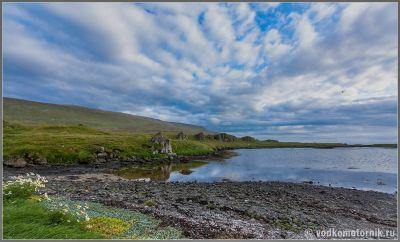 Исландия. По пути к тюленьему лежбищу