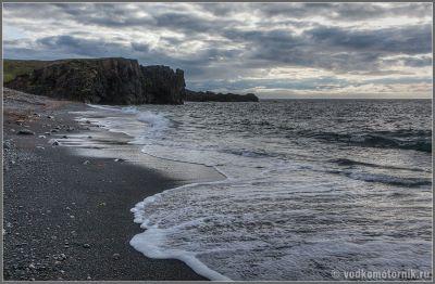 Исландия. Северные пляжи