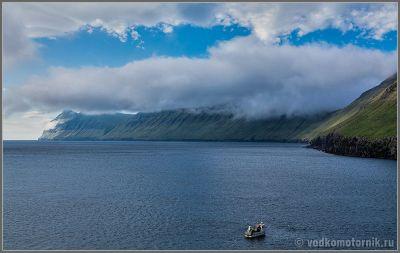 Фарерские острова - вид с правого борта