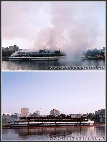 Чеботарев 31.07.2003 - последние часы жизни...