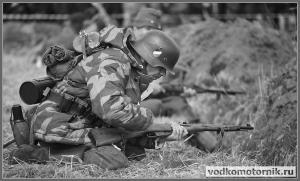 Немецкие солдаты Вермахта