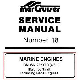 Mercruiser 4.3 инструкция - фото 3