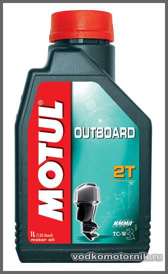 масло для двухтактных лодочных моторов мотюль