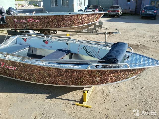 лодка fishboat сайт