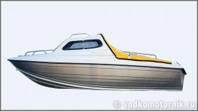 Нептун-470П катер