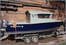 King Fisher 650