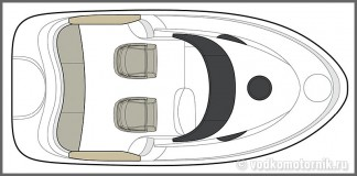 Quicksilver 540 Cabin