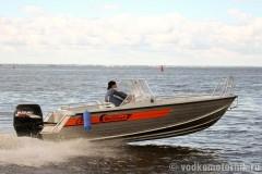 Моторная лодка Wellboat-51C