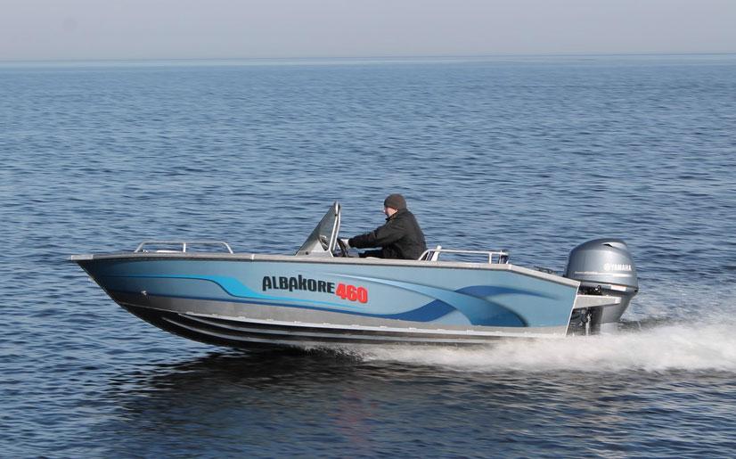 лодка albakore 460