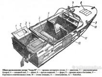 Амур-М катер