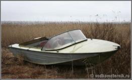 Днепр моторная лодка