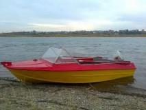 Крым - моторная лодка