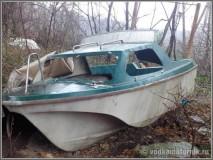 Ладога-2 моторная лодка