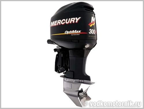 меркурий 300 мотор лодочный мотор
