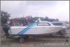 Москва-2 моторная лодка