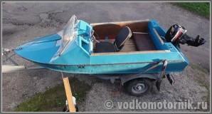 Неман-спорт моторная лодка