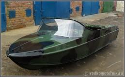 Неман -2 моторная лодка