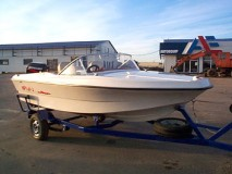 Нептун-3М моторная лодка