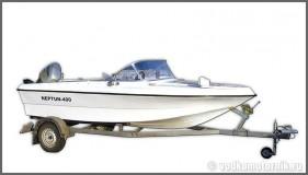 Нептун-400 моторная лодка