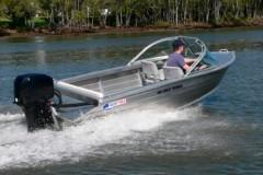Quintrex Coast Runner 455
