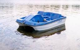 СКАТ - прогулочная лодка