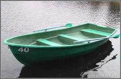Таймень - гребная лодка