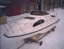 Тритон-540 моторная лодка