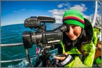 Vodkomotornik Pictures работает в Исландии Хусавик