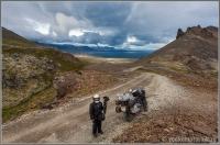 Vodkomotornik Pictures работает в Исландии полуостров