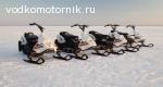 Продаем мини-cнегоход Рыбинка (с муфтой)