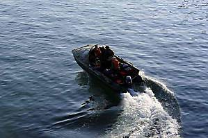 Грузоподъёмность тримарана GESER K600 800 кг.