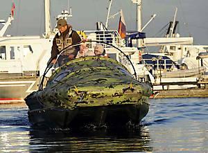 Тримаран GESER K600 начало приёма заказов на изготовление ноябрь 2011