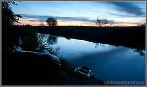 Последняя ночь сплава - Преголя