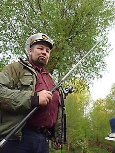 Бивер рыболов