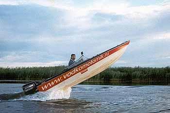 1997г. Сменил Вихрь-30 на Johnson-115